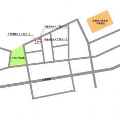 千歳市桂木4丁目8番地9(70.22坪)