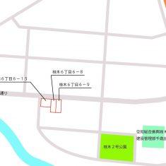 千歳市桂木6丁目6-15(65.37坪)