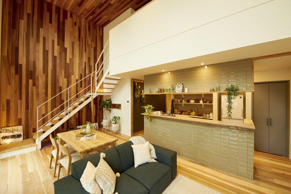Lodge plus桑園モデルハウス