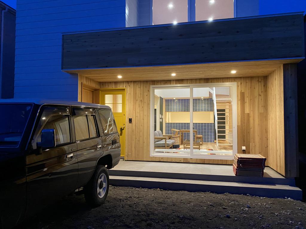 Lodge plus恵庭モデルハウス 2