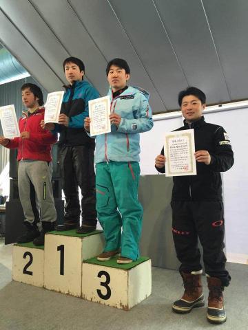 国民体育大会 予選会 IN 朝里川温泉スキー場