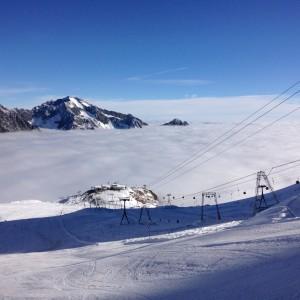 スキーシーズン