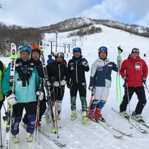 千歳スキー連盟 練習会