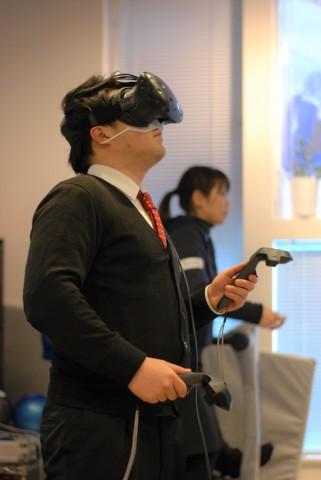 未来の新居を探検⁉ VRが可能にした新しい打ち合わせスタイル!