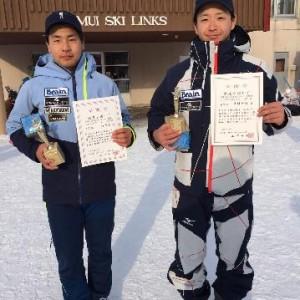 北海道選手権!