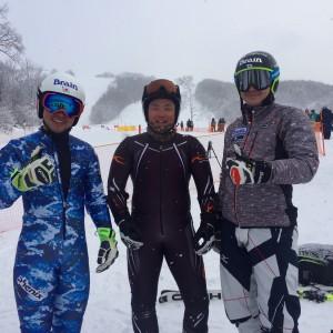 全日本スキー選手権