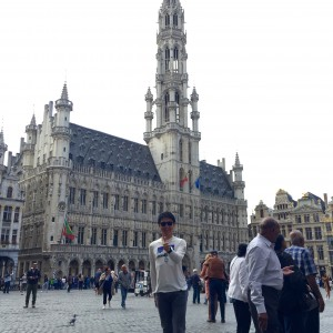 ブリュッセル&パリ