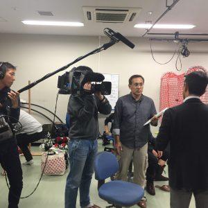 明日テレビ放映