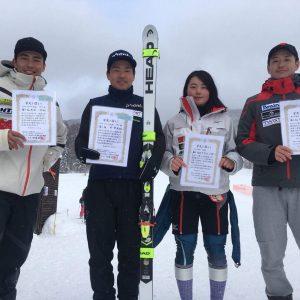 北海道選手権 1日目