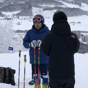 スキーレース
