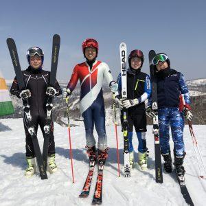 スキーテスト&動画撮影2日目