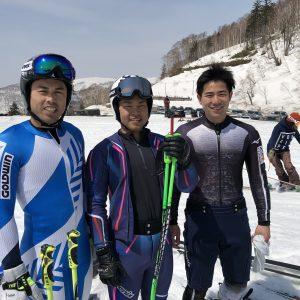 スキーテスト&動画撮影