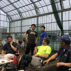 野球のスケジュール