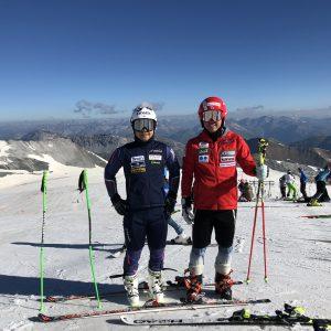 スキートレーニング開始!