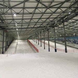 室内スキー場inドイツ