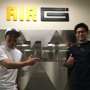 AIR- G FM北海道!